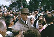 De Gaulle et « le Québec libre »