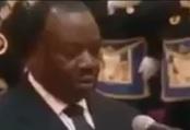 Les présidents africains ont vendu l'Afrique à la franc-maçonnerie