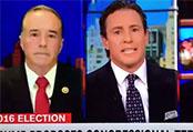 19.10.2016 - CNN coupe la liaison quand un invité parle de Wikileaks et...