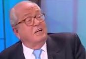 Jean-Marie Le Pen rend hommage à Aimé Césaire