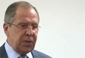 16.02.2017 - Lavrov lors du G20 : il y a une convergence d'intérêts avec...
