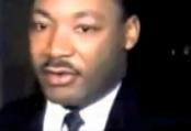 Martin Luther King - Discours de 1967 (après la guerre des Six jours)