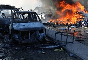 15.10.2017 – Attentat en Somalie : 230 morts