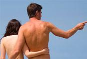 Les plages nudistes, une grande avancée pour l'humanité