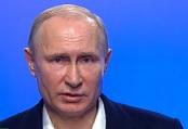 18.03.2018 – Russie : victoire de Vladimir Poutine