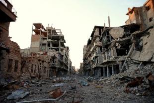 24.09.2016 - L'attaque de Deir Ezzor permet la création de la « principauté salafiste » prévue...