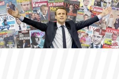 Est-ce que la cinquième république gériatrique s'apprête à épouser Macron ?