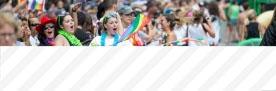 19.08.2018 - Enième défilé du lobby LGBT à Montréal