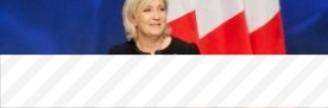 25.02.2017 - Affaire des supposés emplois fictifs au FN : Marine Le Pen refuse de se rendre à la...