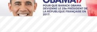25.02.2017 - Elections presidentielles Obama 2017: ses fans français s'expliquent