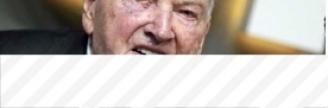 21.03.2017 - Le banquier milliardaire David Rockefeller meurt à l'âge de 101 ans