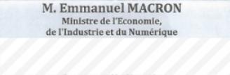 27.07.2017 - France : Selon l'italien Magaldi, Emmanuel Macron a été amené dans la loge...