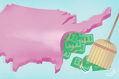 Les États-Unis sont le nouveau paradis fiscal favori du monde entier