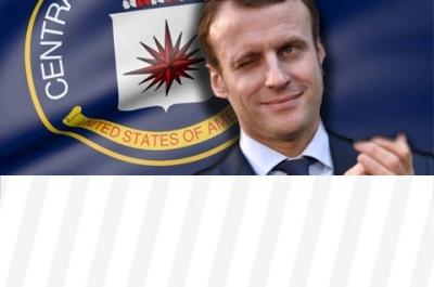 Macron ciblé par la CIA ?