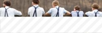 27.07.2017 - On compte seulement trois autistes chez les Amish, pourquoi si peu?