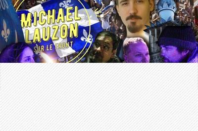 VIDÉO - COMMÉMORATION DE L'ATTENTAT DE QUÉBEC - Michael Lauzon « Sur le Front »
