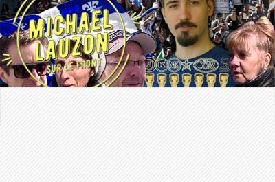 VIDÉO ----  BUSINESS CASHER ----- Michael Lauzon « Sur le Front »