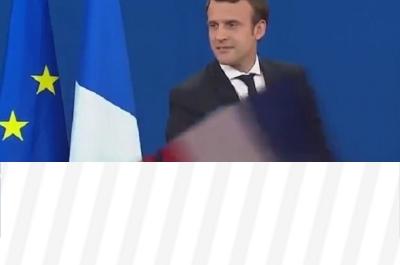 France : Macron président, ou comment l'effet de halo a fait triompher un « golem aware »