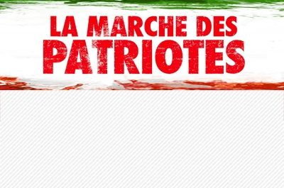 18.05.2018 - Marche des Patriotes 2018