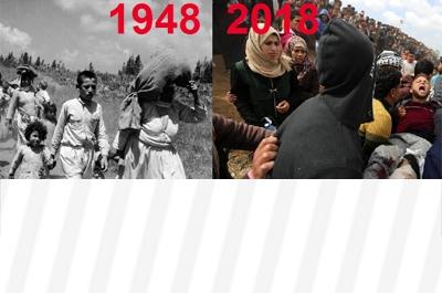 La Nakhba, une catastrophe en cours depuis 70 ans en Palestine