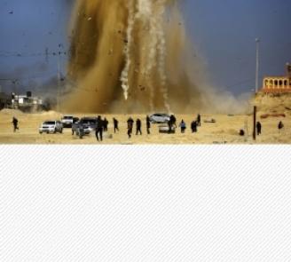 07.02.2017 - Israël frappe Gaza