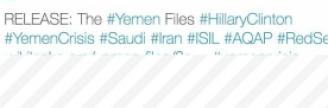 01.12.2016 - Le Yémen, au centre de la guerre pour le pétrole, selon WikiLeaks