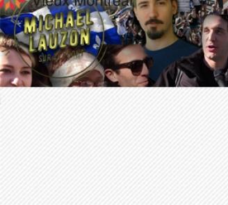 Vidéo - CÉGEP DU VIEUX MONTRÉAL : L'AFFAIRE JEAN LABERGE - Michael Lauzon « Sur le Front »