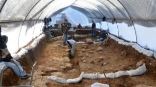 21.10.2016 - Les archéologues trouvent l'endroit où les Romains ont fait une brèche dans les...