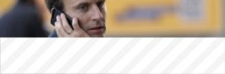 19.09.2017 - Le numéro de portable de Macron se retrouve sur le net, les insultes pleuvent