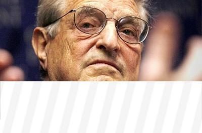 George Soros - Portrait d'un sinistre personnage