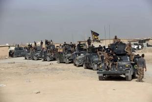 22.10.2016 - Mossoul: bonne coordination entre Moscou et Bagdad
