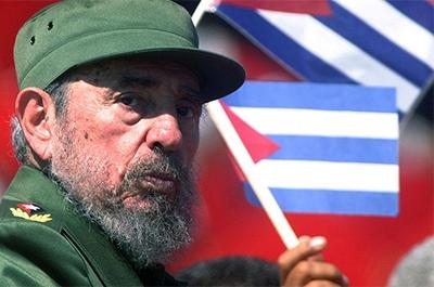 Au revoir, Fidel